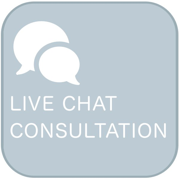 Live Chat Consultation – 45 Min.