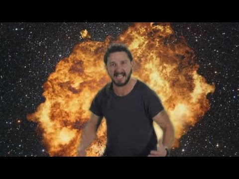 Extreme Cases Of Excessive Fire Element – Shia LaBeouf