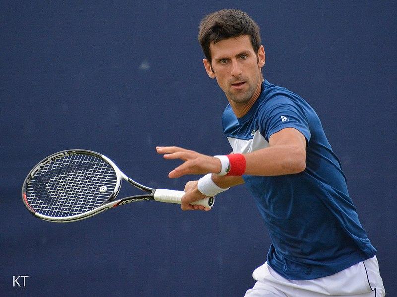 Australian Open 2019 – Novak Djokovic