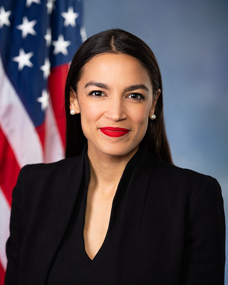The New Girl In Town – Alexandria Ocasio-Cortez