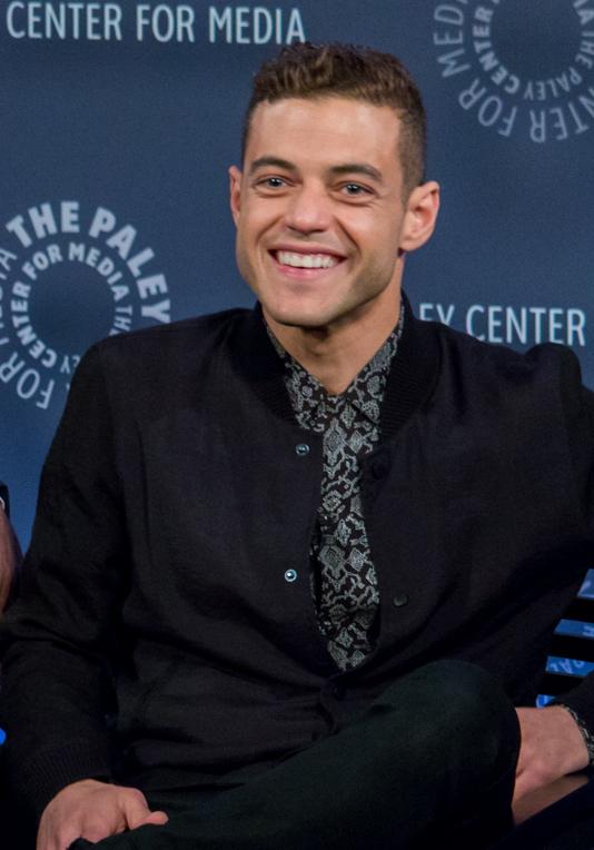 Oscars 2019 – Rami Malek (Bohemian Rhapsody)