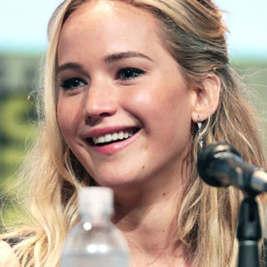 The Hollywood's Darling, Jennifer Lawrence