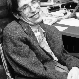 Extreme Case Of Excessive Metal Element – Stephen Hawking