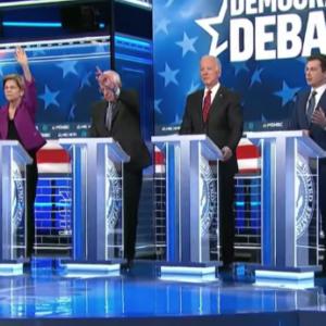 Flash Analysis: US Presidential Candidates