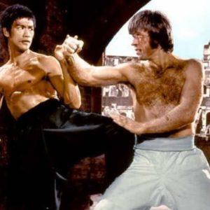 Bruce Lee Vs Chuck Norris: The Battle Of Metal Dragons