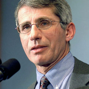 Person Of The Month: Dr. Anthony Fauci