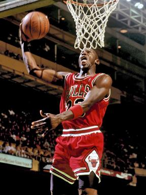 Special Chart Case Study: Michael Jordan