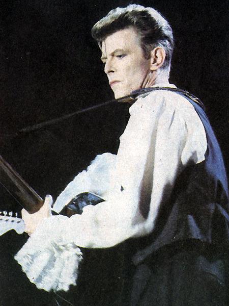 David Bowie – The Diamond Dog